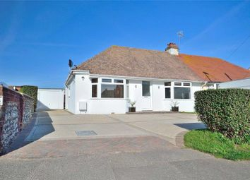 Thumbnail 3 bed semi-detached bungalow for sale in Cokeham Road, Sompting, West Sussex