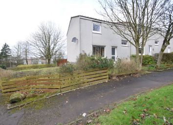 Thumbnail 3 bed end terrace house for sale in Brewlands Road, Symington, Kilmarnock, South Ayrshire