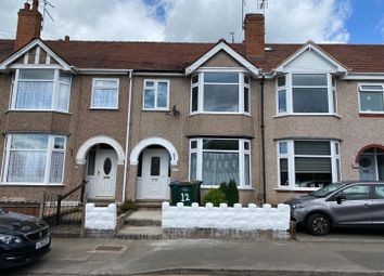 Thumbnail 3 bed terraced house to rent in Cedars Avenue, Coundon, Coventry