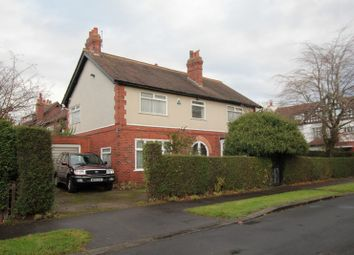 Thumbnail 5 bed detached house for sale in West Parade, Leeds, West Yorkshire