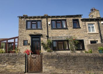 Thumbnail 4 bed terraced house for sale in Syke Lane, Halifax