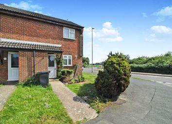 Thumbnail 2 bedroom semi-detached house for sale in Bembridge Road, Eastbourne