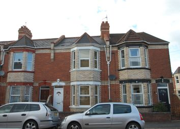 Thumbnail 3 bedroom terraced house to rent in Rugby Road, St. Thomas, Exeter