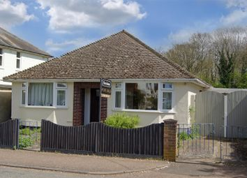 Thumbnail 3 bed bungalow for sale in Highbury Road, Bury St. Edmunds