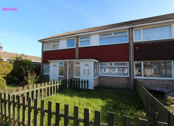 Thumbnail 3 bed terraced house to rent in Dunlin Drive, Blyth