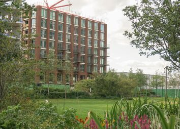 Thumbnail 2 bed flat for sale in Portland House, Royal Wharf, London