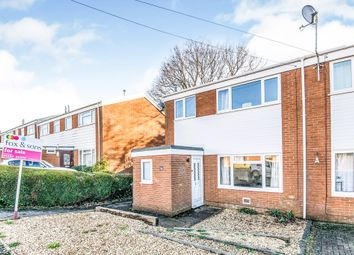 3 bed end terrace house for sale in Heals Field, Axminster EX13