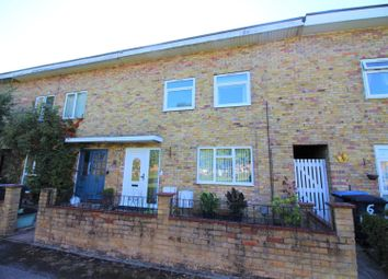 Thumbnail 3 bed terraced house for sale in Foxglove Close, Hatfield