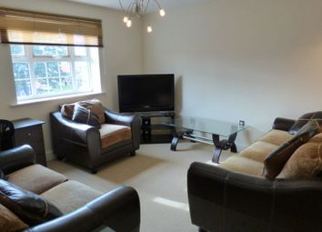 Thumbnail 2 bed flat for sale in Manor Garden Close, Loughborough