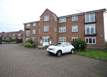 Thumbnail 2 bedroom flat for sale in Castle Hey Close, Bury