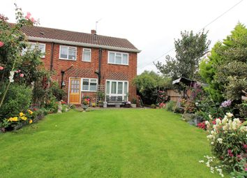 Thumbnail 3 bed end terrace house for sale in Down Street, West Molesey