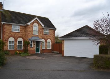 Thumbnail 4 bed detached house to rent in Coleridge Gardens, Sleaford