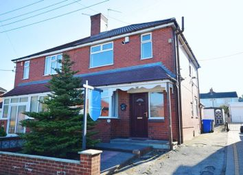 Thumbnail 3 bed semi-detached house for sale in Sefton Avenue, Sneyd Green, Stoke-On-Trent