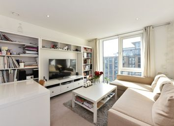 Thumbnail 1 bed flat to rent in Jasmine House, Battersea Reach