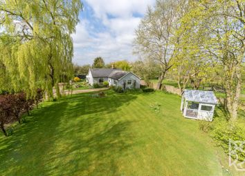 Thumbnail 3 bed bungalow for sale in Pound Green Road, Badingham, Suffolk