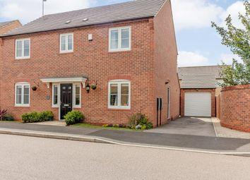 Thumbnail 4 bedroom detached house for sale in Hampden Road, Nottingham, Nottinghamshire