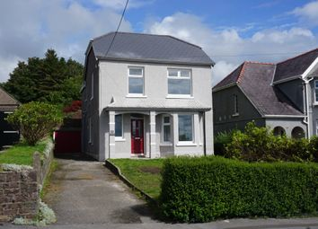 Thumbnail 4 bed detached house for sale in Heol Y Parc, Cefneithin, Llanelli