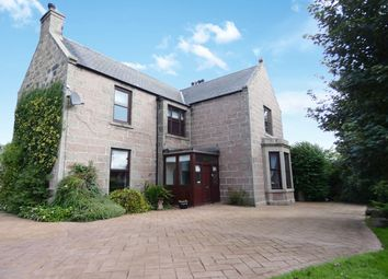 Thumbnail 5 bedroom detached house for sale in Knock Street, Stuartfield, Peterhead, Aberdeenshire