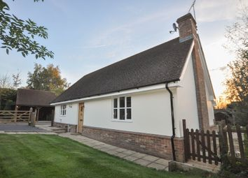 Thumbnail 4 bed property for sale in Peacehaven, Lower Road, Little Hallingbury