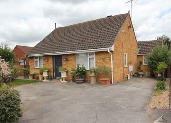 Thumbnail 3 bed detached bungalow for sale in Clara Reeve Close, Colchester