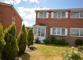 Thumbnail 2 bed semi-detached house for sale in Bramble Way, Narborough Road South, Leicester