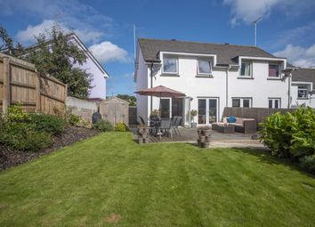 Thumbnail 3 bed end terrace house for sale in Ward Close, Stratton, Bude, Cornwall