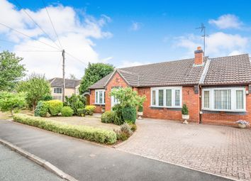 Thumbnail 3 bed detached bungalow for sale in Sculthorpe Road, Blakedown, Kidderminster