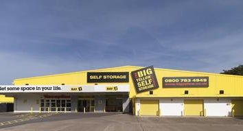 Thumbnail Warehouse to let in Big Yellow Self Storage Cheltenham, Princess Elizabeth Way, Cheltenham, Gloucestershire