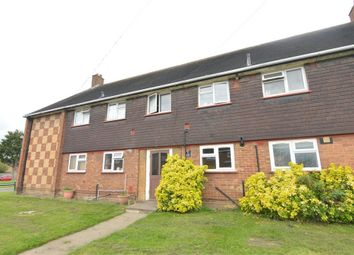 Thumbnail 3 bed flat to rent in Whitefields Road, Cheshunt, Hertfordshire