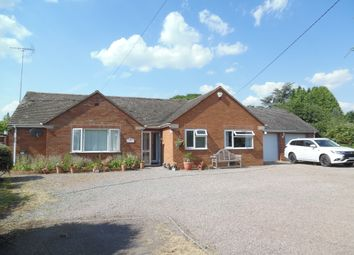Thumbnail 4 bed detached bungalow for sale in Bromsberrow Heath, Nr Ledbury