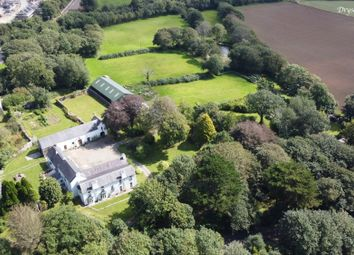 Thumbnail 9 bed detached house for sale in Church Road, Johnston, Haverfordwest