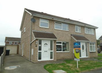 Thumbnail 3 bed semi-detached house for sale in Chaffinch Way, Sundorne Grove, Shrewsbury