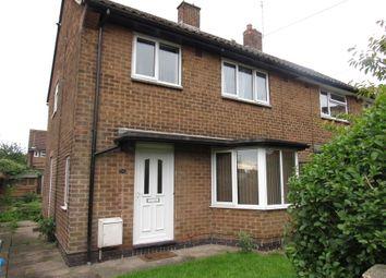 Thumbnail 3 bed semi-detached house for sale in Longmoor Road, Long Eaton, Long Eaton
