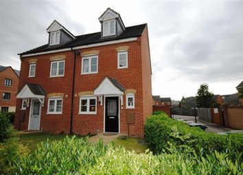 Thumbnail 3 bedroom semi-detached house for sale in Dave Bowen Close, Duston, Northampton
