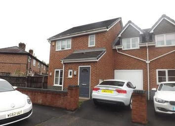 Thumbnail 3 bed semi-detached house for sale in Sandhurst Street, Warrington, Cheshire