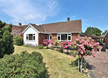 Thumbnail 3 bed detached bungalow for sale in Romans Way, Pyrford, Woking