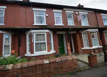 Thumbnail 4 bedroom terraced house to rent in Whitby Road, Fallowfield, Manchester, Greater Manchester