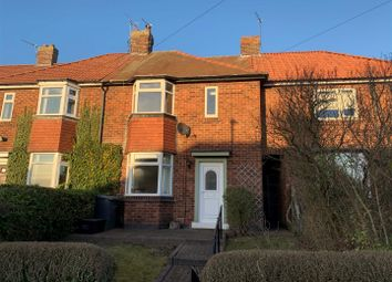 Thumbnail 2 bed terraced house for sale in Westfield Place, York