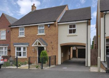 Thumbnail 4 bed detached house for sale in Patina Close, Quarry Bank, Brierley Hill