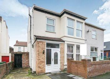 Thumbnail 3 bed property for sale in Milton Road East, Birkenhead, Merseyside