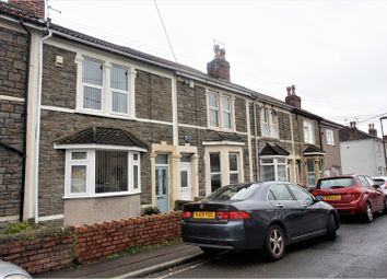 Thumbnail 3 bed terraced house for sale in Soundwell Road, Bristol