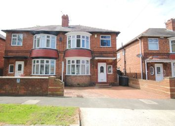 Thumbnail 4 bedroom semi-detached house for sale in Brankin Drive, Darlington