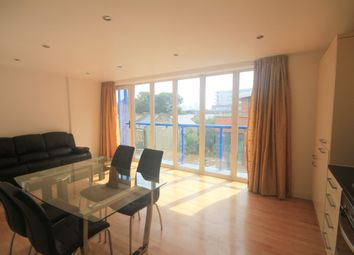 Thumbnail 2 bed flat to rent in Wise Road, London