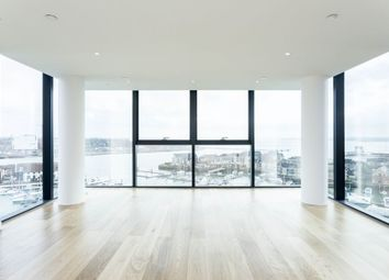 Thumbnail 3 bedroom flat to rent in The Moresby Tower, Ocean Village, Southampton