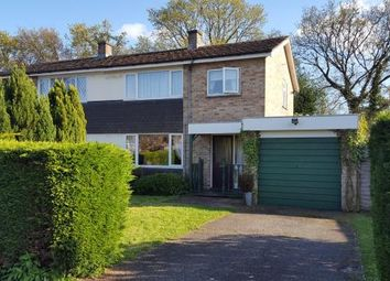 Thumbnail 3 bed semi-detached house for sale in Bartley, Southampton, Hampshire