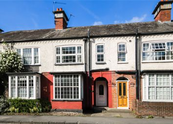 Thumbnail 3 bed terraced house for sale in Chertsey, Surrey
