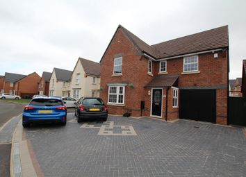 4 bed detached house for sale in Constance Close, Coventry CV3