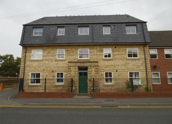 Thumbnail 2 bed flat to rent in Bridge Street, Deeping St James, Peterborough, Cambridgeshire