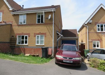 Thumbnail 3 bed semi-detached house for sale in Mendip View, Street
