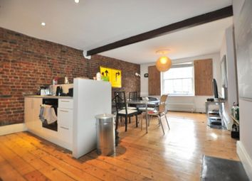 Thumbnail 4 bed flat to rent in Old Street, London, London
